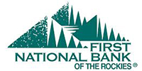 First national Bank of the Rockies